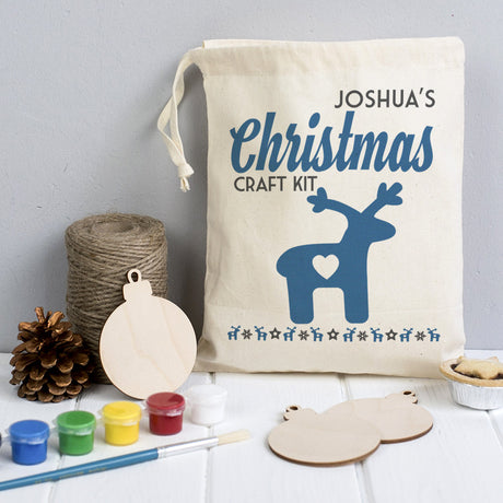 christmas bauble craft kit