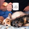 Personalised 'Pet Dad' Animal Lover Mug