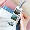 Personalised Photo Metal Bookmark