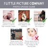 Personalised Mother's Day Photo Keyring instructions