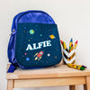 Children's Personalised Space Insulated Lunch Bag