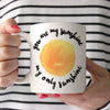 Personalised 'You Are My Sunshine' Mug