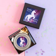 Personalised 'Unicorn Birthday' Mini Celebration Box