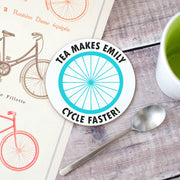 coaster gift for cyclists