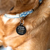 Personalised Wedding Pet Tag