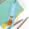personalised bookmark gift