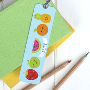 personalised bookmark for kids