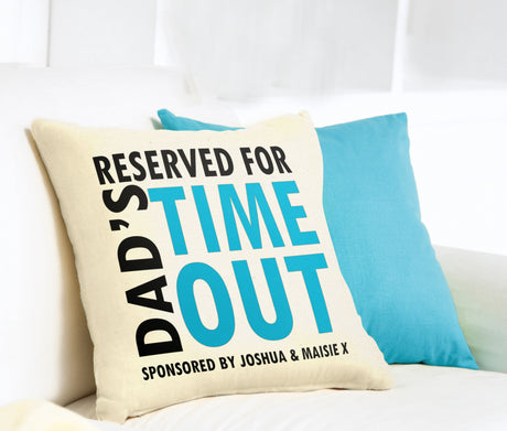 cushion gift for dad