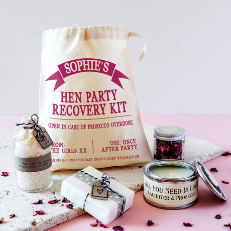 hen party recovery kit
