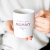 Personalised 'I Love You Mummy' Photo Mug