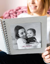 Personalised 'I Love You Mummy' Keepsake Scrapbook