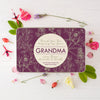 Personalised Wildflowers Seed Kit For Grandma