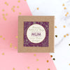 Personalised 'Mother's Day' Mini Celebration Box