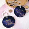 Personalised Zodiac Constellation Coaster