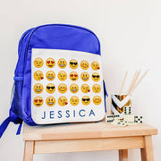 personalised childrens backpack