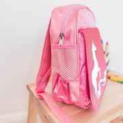 personalised girls rucksack