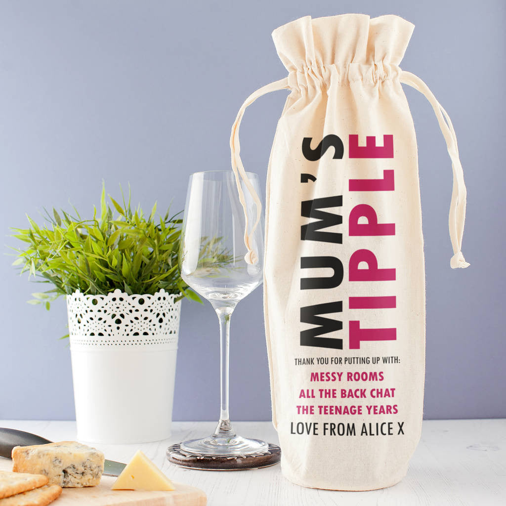 wine bag for mum