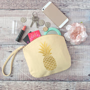 personalised pineapple bag
