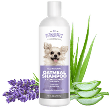 Load image into Gallery viewer, Pet shampoo and conditioner, 16 oz