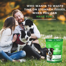Load image into Gallery viewer, MAX 5-in-1 Probiotics for Dogs and Cats - 4 Billion CFUs per chew