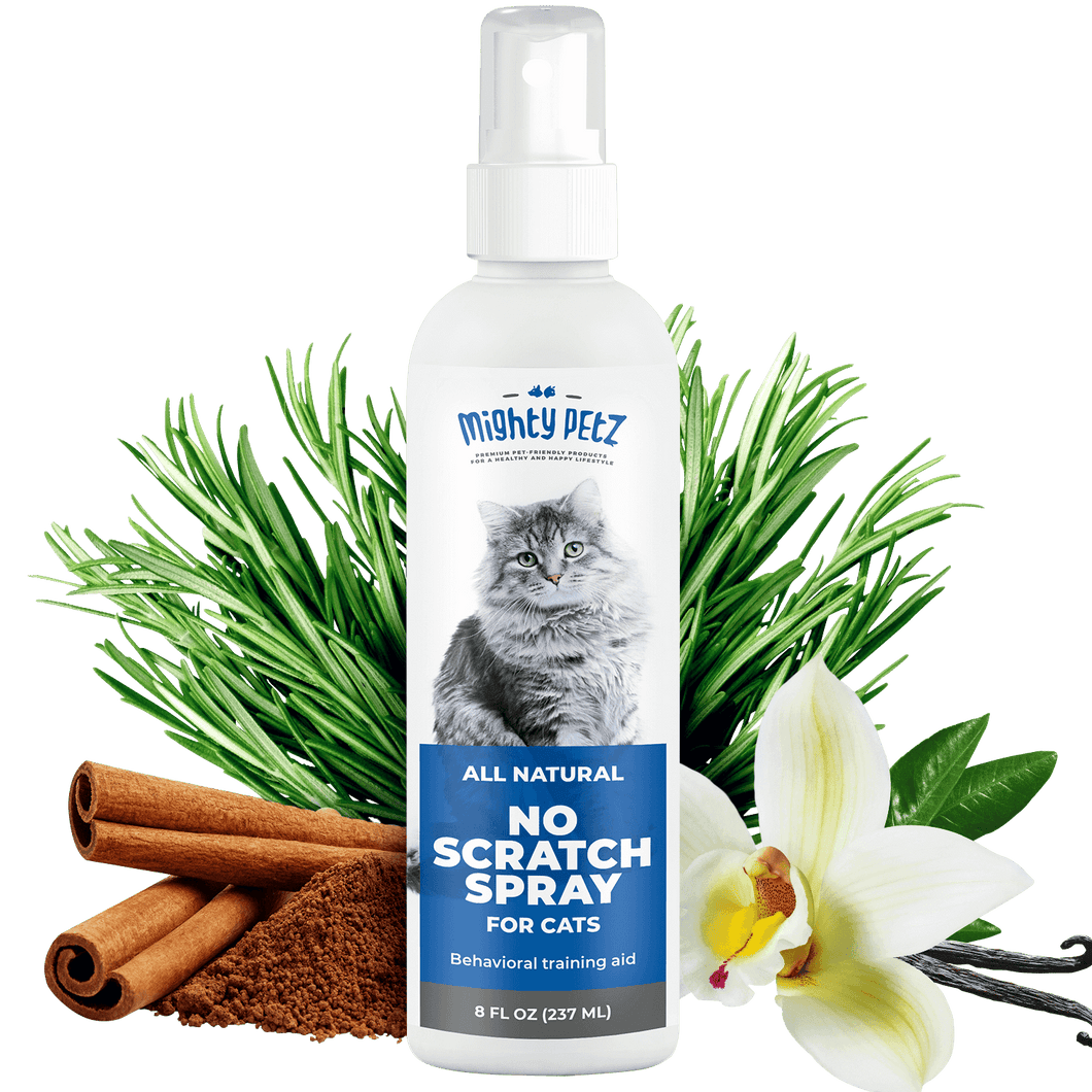 All natural Anti Scratch Spray for cats, 8 oz