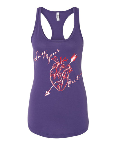 Lay Your Heart Out Tank
