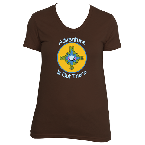 Adventure Is Out There Women's T-Shirt