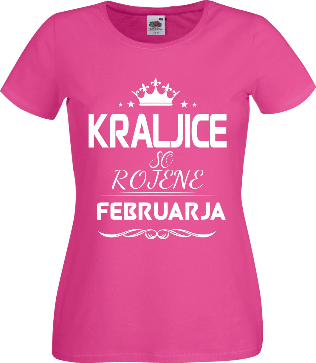 Outlet Majica Kraljice So Rojene - Februar