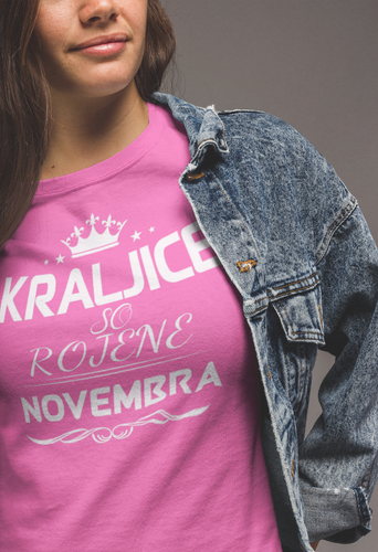 Outlet Majica Kraljice So Rojene - Novembra