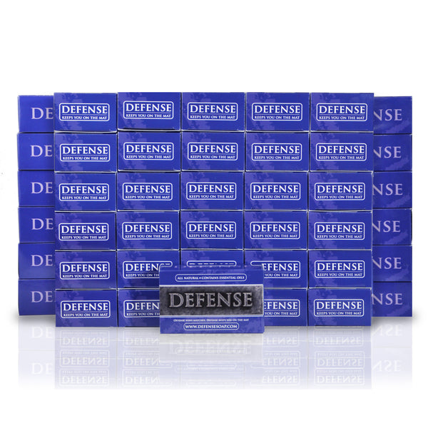 Defense Soap Bar - Case (72 Bars)