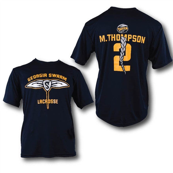 GA Swarm Tee - M Thompson Short Sleeve Shirt