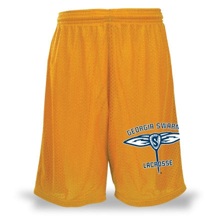 Pants - Men's Gold Athletic Short