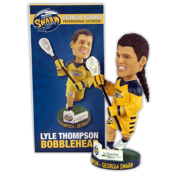 Swarm Merchandise - Lyle Thompson Bobblehead