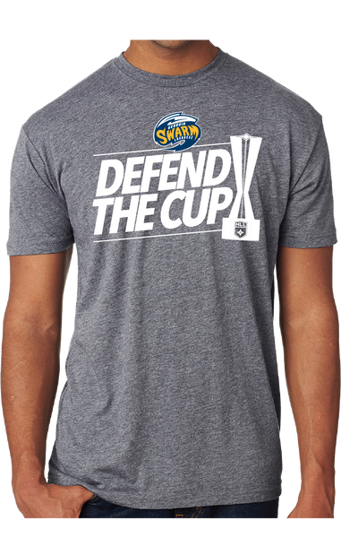 GA Swarm - 2018 Defend the Cup