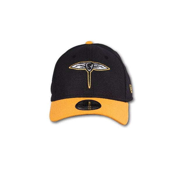 GA Swarm Flex Fit Gold Bill Hat
