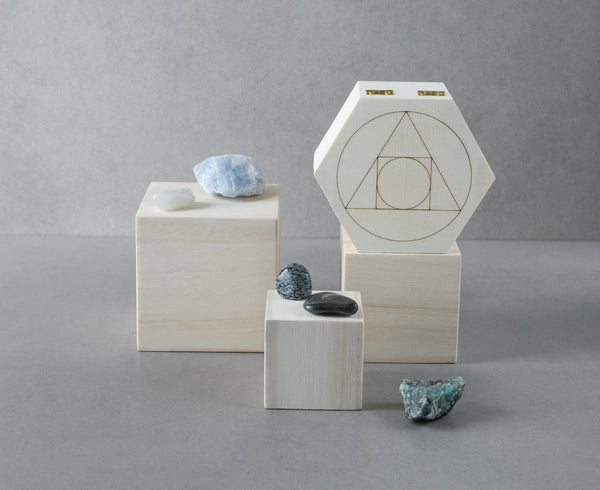 Crystal Zodiac Box | Cancer
