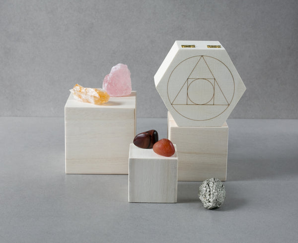 Crystal Zodiac Box | Leo