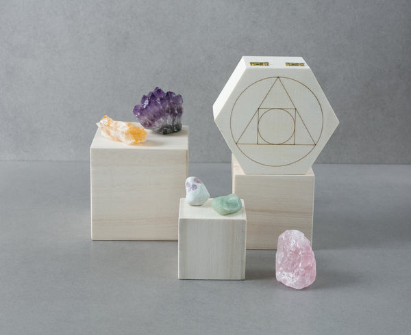 Crystal Zodiac Box | Libra