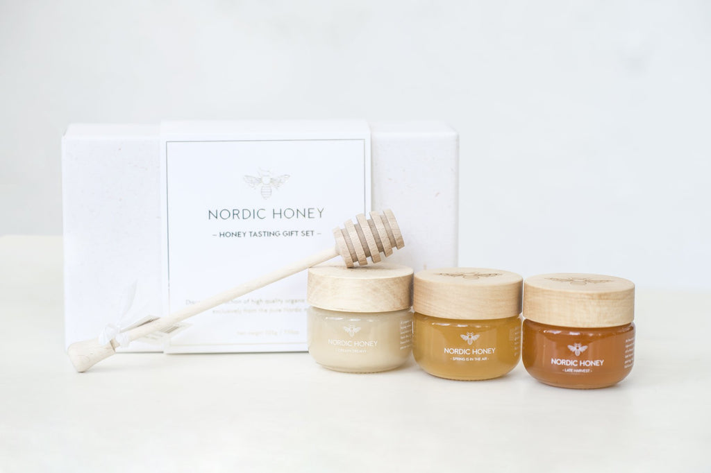 Natural Honey Set