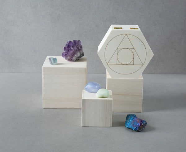 Crystal Zodiac Box | Pisces