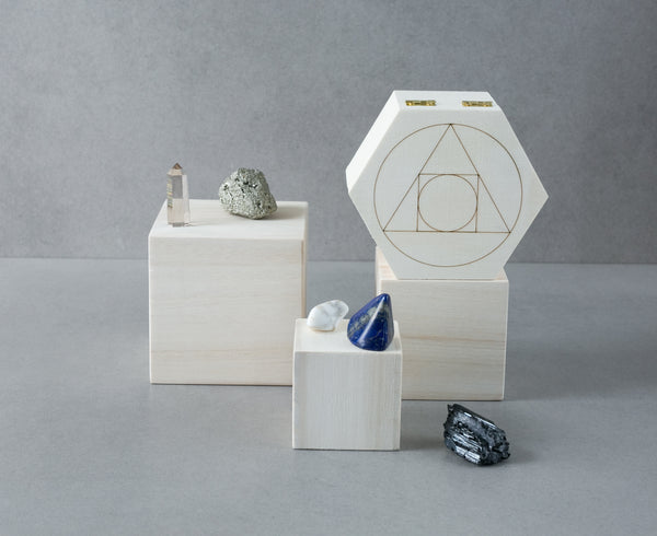 Crystal Zodiac Box | Capricorn