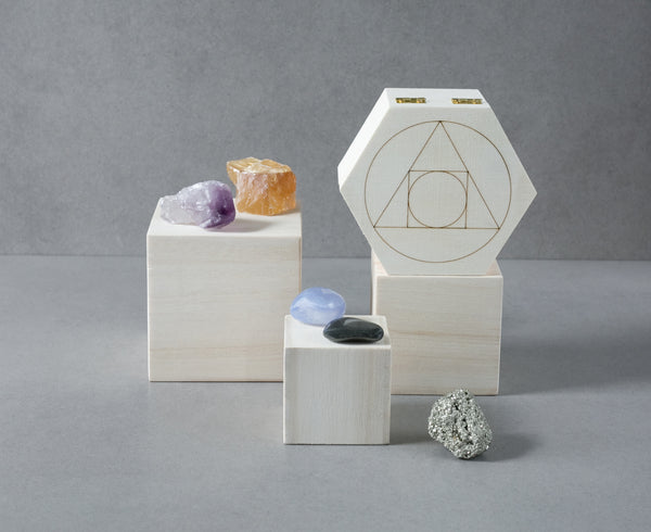 Crystal Zodiac Box | Aquarius
