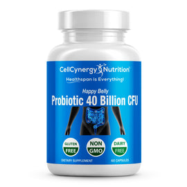 Probiotic 40 Billion CFU Time Released