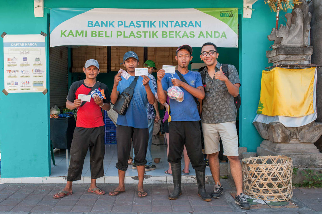 Plastic Bank Ocean Clean up | Stay Sixty Reusable Water Bottles