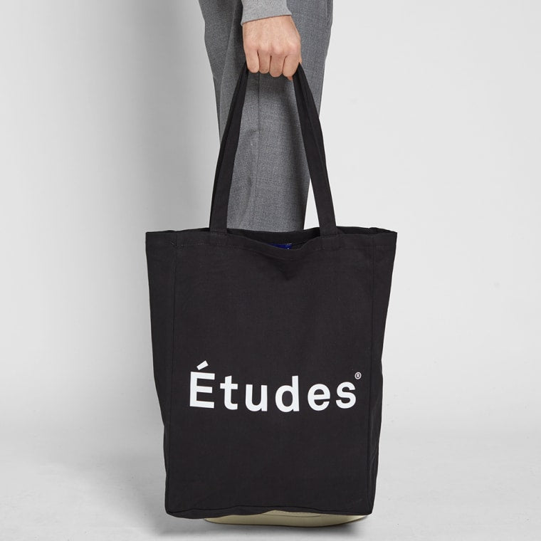 Stay Sixty® | Journal | Etudes November Tote Bag.