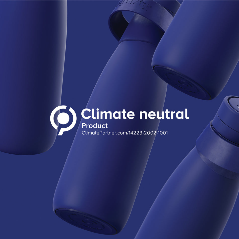 Sustainable and Eco-friendly Reusable Water Bottle