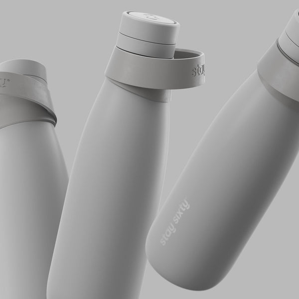 Stay Sixty® | Stainless Steel Water Bottles