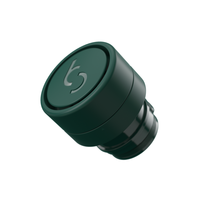 Stay Sixty® | TwistCTRL™ Sip Cap | Emerald.