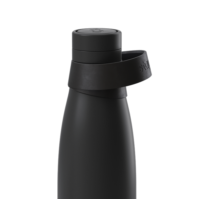 Reusable Water Bottle in Black from Stay Sixty