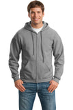 Gildan® - Heavy Blend™ Full-Zip Hooded Sweatshirt. 18600